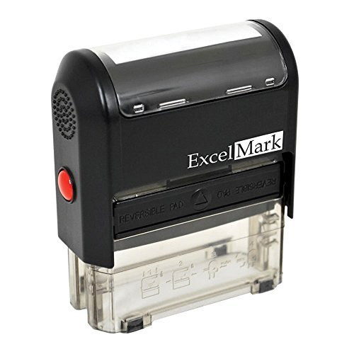 Selk Inking Address Stamp